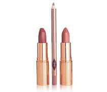 Pretty Pink Lipstick Duo