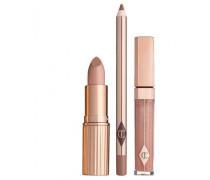 The Rock Chick Lip Kit - Lipstick & Lipgloss