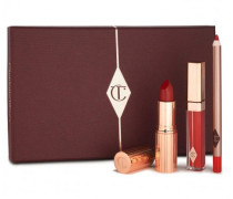 The Perfect Red Kiss - Lip Set