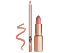 Luscious Lip Slick Pink - Lipstick & Lip Liner