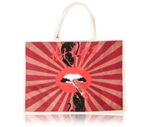 Hot Lips 2 Tote Bag - The Magic Panther