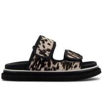 Hogan Slide-Sandalen mit Riemen Limited Edition