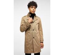 taillierter Mantel