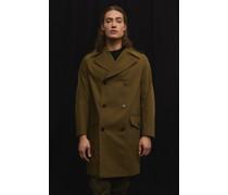 Mantel aus italienischer Baumwolle