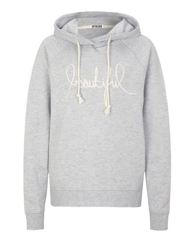 Sweatshirt PAMINA_P4 Damen grau