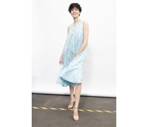 Kleid mit Batik-Muster