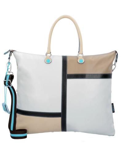 Gabs Damen G3 Handtasche Leder 43 cm gewelli