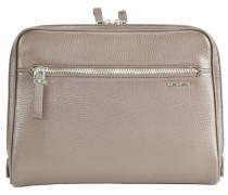 Highline Tablet Tasche Leder 28 cm cinder