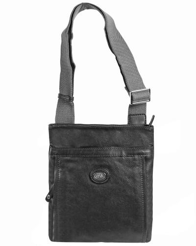 The Bridge Damen San Lorenzo Umhängetasche Leder 23 cm nero Footlocker Bilder Verkauf Online Verkauf Veröffentlichungstermine vYBMA8