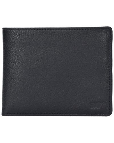 Savona Geldbörse Leder 12 cm