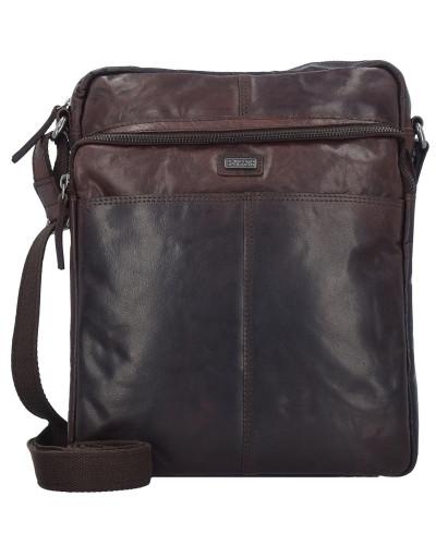 Echte Online Verkauf Rabatte Spikes & Sparrow Damen Bronco M Umhängetasche Leder 26 cm dark brown Spätestens Zum Verkauf Pxo62z