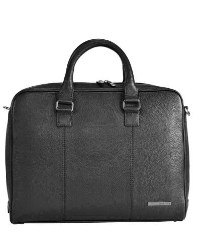 Auslass Zum Verkauf Heißen Verkauf Online-Verkauf Samsonite Herren Equinox Aktentasche Leder 39 cm Laptopfach black NwceZd0Gi