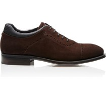Business Casual GY Schnürschuh Veloursleder Shoes