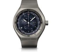 MONOBLOC ACTUATOR GMT-Chronotimer Titanium Blue