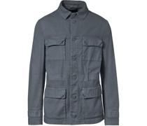 Garment Dye Field Jacket
