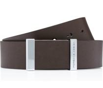 P´1810 Business Gürtel Leather Buckle 40