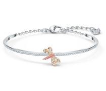 Eternal Flower Armreif, rosa, Metallmix, 5518138