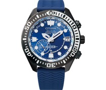 Herrenuhr SATELLITE WAVE GPS DIVER 200M...