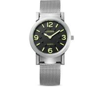 Damenuhr Armbanduhr für Blinde und Sehb...