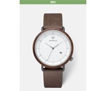 Herrenuhr Clemens Recycled Leather WAT...