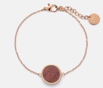 Circle Bracelet Rosewood ...