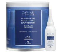 Caviar Clinical Professional Exfoliating Scalp Treatment - Packung mit 12 x 15 ml