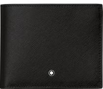 Sartorial Brieftasche 9 cc mit Sichtfach