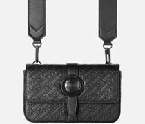 M_gram 4810 Crossover Clutch Mit Emblem-schließe