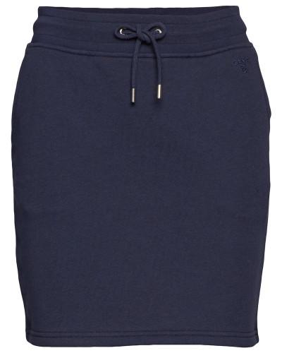 Tonal Shield Sweat Skirt