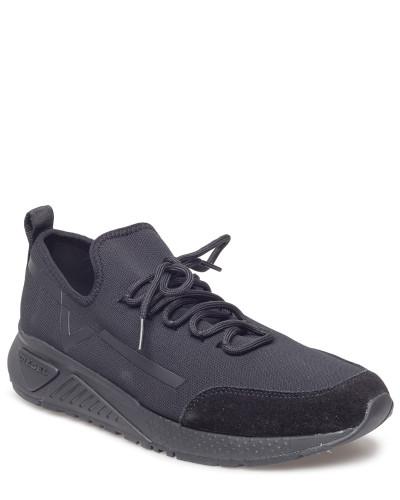 Skb S-Kby Stripe - Sneakers Niedrige Sneaker Schwarz DIESEL MEN