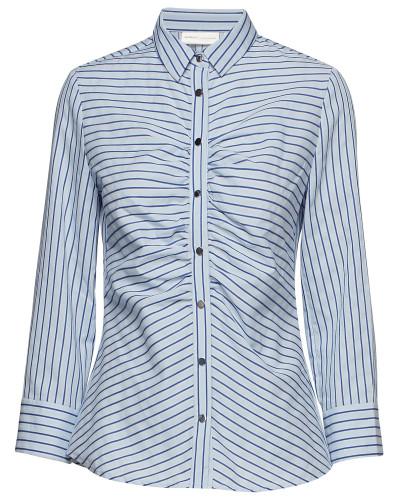 Howard Shirt Langärmliges Hemd Blau INWEAR