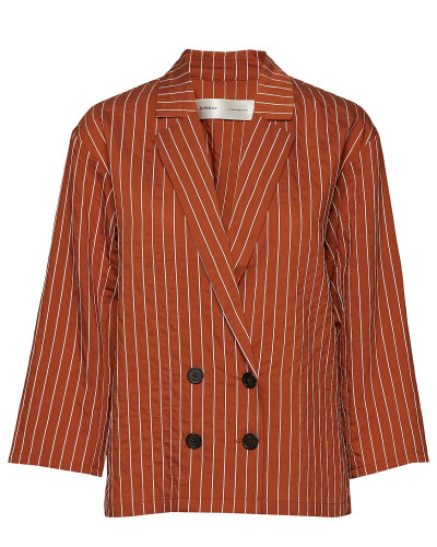 Emilie Blazer Blazer Jackett Orange INWEAR