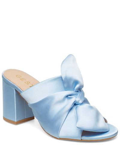 Seighgz Mules Ao19 Sandale Mit Absatz Blau