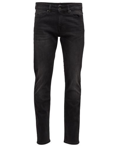 Delaware Bc-P Slim Jeans Schwarz BOSS CASUAL WEAR
