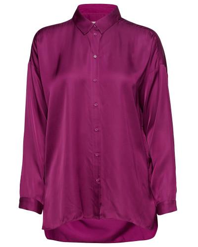 Hattie Shirt Bluse Langärmlig Pink