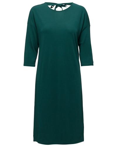 Op2. Bow Back Dreiviertelarm-Kleid