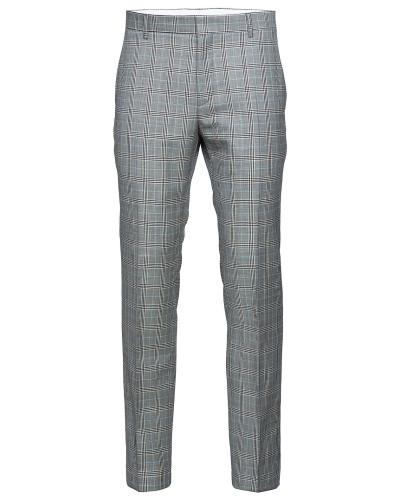 Glencheck S120 Suit, Anzughosen Businesshosen Grau CALVIN KLEIN