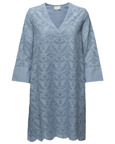 Day St Tropez Kleid Knielang Blau DAY BIRGER ET MIKKELSEN