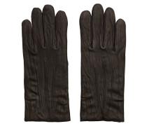 M. Classic Lederhandschuhe Handschuhe Schwarz FILIPPA K