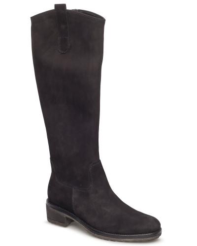 Boots Hohe Stiefel Schwarz GABOR