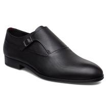 Boheme_monk_pr Shoes Business Monks Schwarz