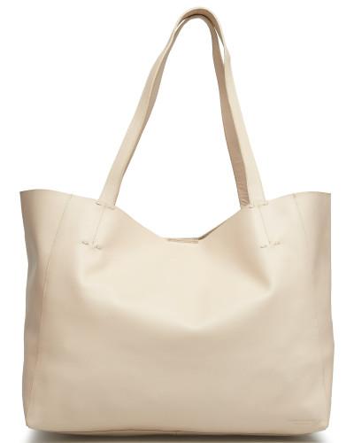 Gothenburg Shopper Tasche Creme