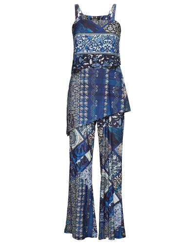Pant Candice Jumpsuit Blau DESIGUAL