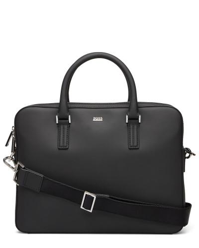 Signature R_slim Doc Laptop-Tasche Tasche Schwarz BOSS BUSINESS WEAR