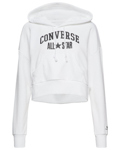 Converse All Star Pullover Hoodie Hoodie Pullover Weiß CONVERSE