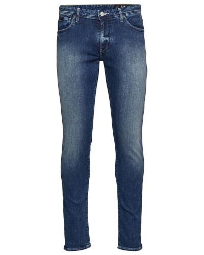 Man Denim 5 Pockets Pant Slim Jeans Blau ARMANI EXCHANGE