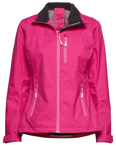 W Crew Jacket Sommerjacke Dünne Jacke Pink HELLY HANSEN