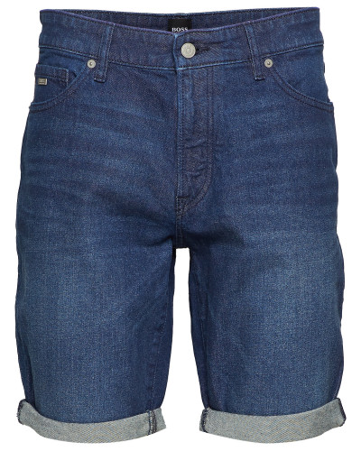 Maine Shorts Bc-L-C Jeansshorts Denimshorts Blau BOSS CASUAL WEAR
