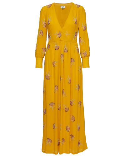 Day Sunflower Maxikleid Partykleid Gelb DAY BIRGER ET MIKKELSEN