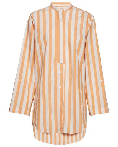 Sadie Shirt Langärmliges Hemd Orange